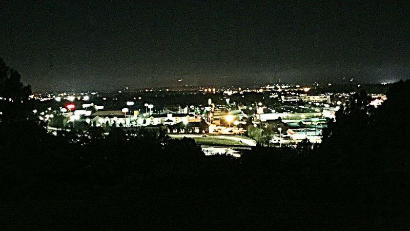 Nice Night City Conway Arkansas Arkansas EyeEmNewHere Night Life Night Outdoors