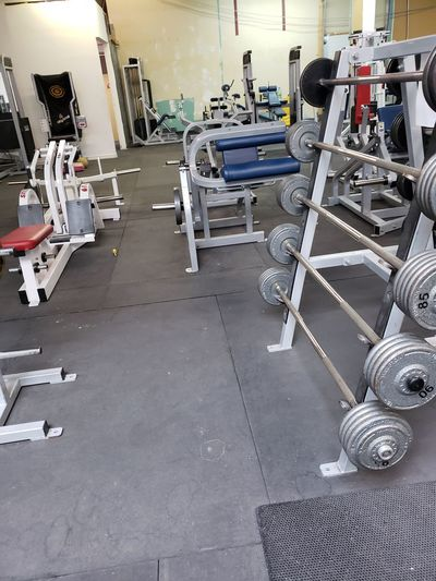 Where champions are made Gym Oldschool Gym Oldschool Iron Pumping Iron Weightlifting Fitness Factory Business Finance And Industry Barbell Weight Training