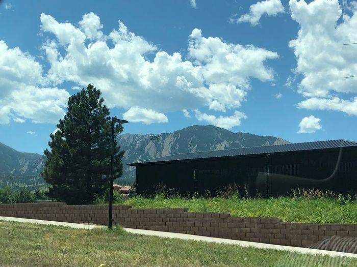 Boulder is