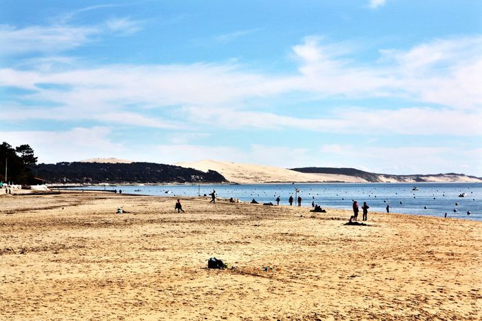 Dune Du Pyla Dune Du Pilat Arcachon Arcachon Bassin D Arcachon Ocean Beach Beachphotography Beach Life Life Is A Beach