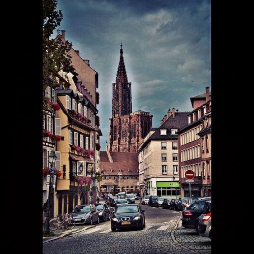 Strasbourg Cathedralestrasbourg Notredamedesstrasbourg