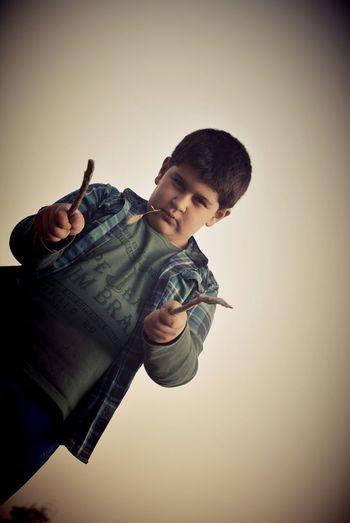 My Favorite Boys Wargame Angry Beaver The Photojournalist - 2015 EyeEm Awards A Week On Eyeem Children's Portraits Telling Stories Differently Childsplay Childhood