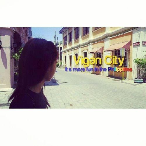 Itsmorefuninthephilippines Vigancity Proud Ilokana WonderCity