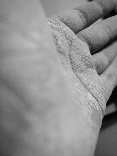 Dirty Hands Hand Dirty Blackandwhite Clay Focus Noise Older  Dark Inside Shadows