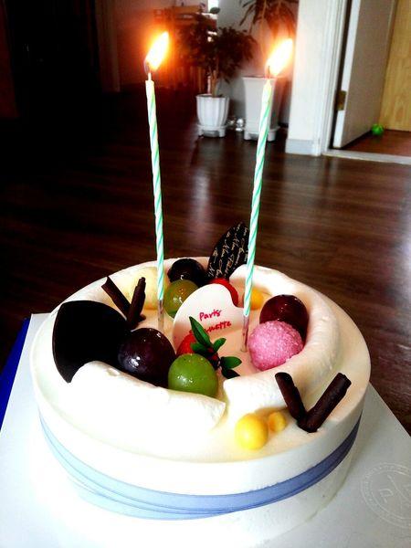 Now, I'm Twenty!! Yeh!! 생일 스므살 케이크