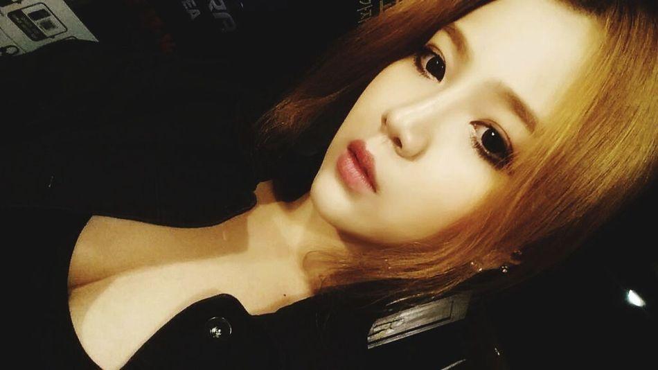 Self Portrait Sexygirl Asian  Korean Sexy Girl Leeyeseul Asian Girl