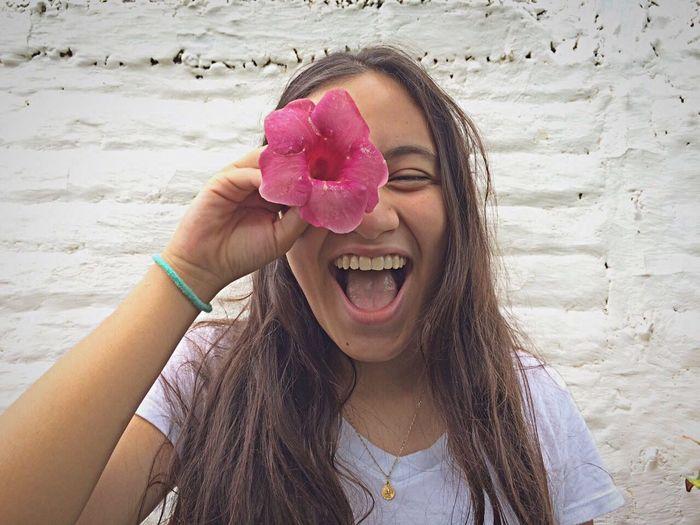Girl Power Flowers Girl Time Rules