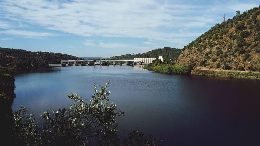 Water Ortiga Nature Barragem