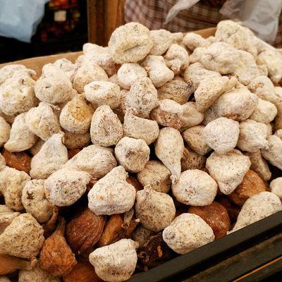 Figs Farmers Market Portugal Food
