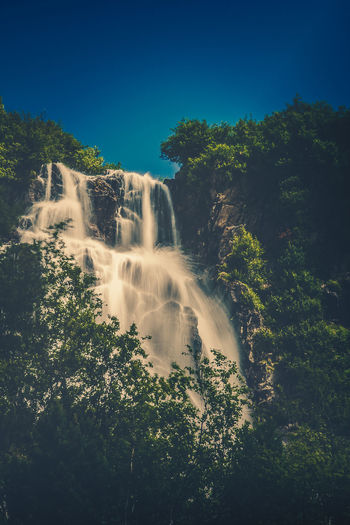 A Waterfall in
