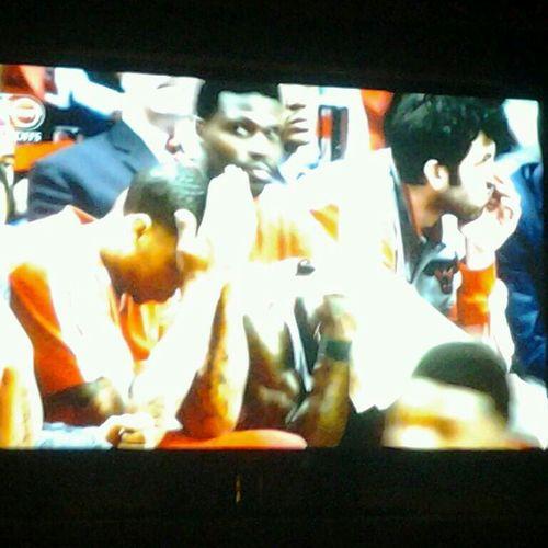 Playoffs-Heat At Bulls, Go Heat!