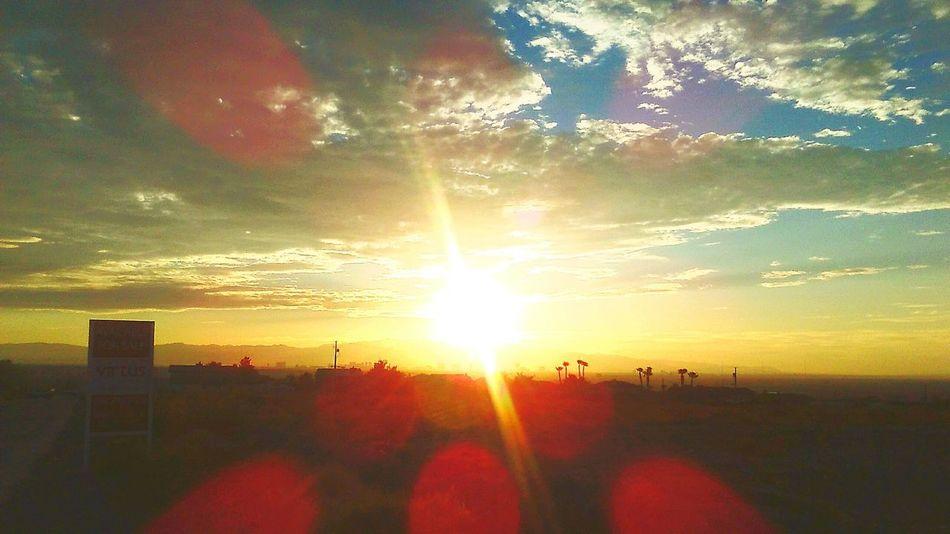 Sunbeam Outdoors Sky Sun Beauty In Nature
