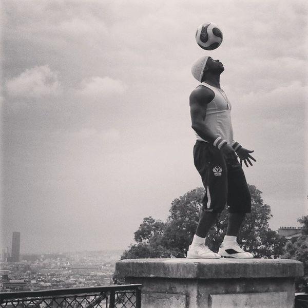 Iya Igersparis Bnw_paris Streetart streetfootball