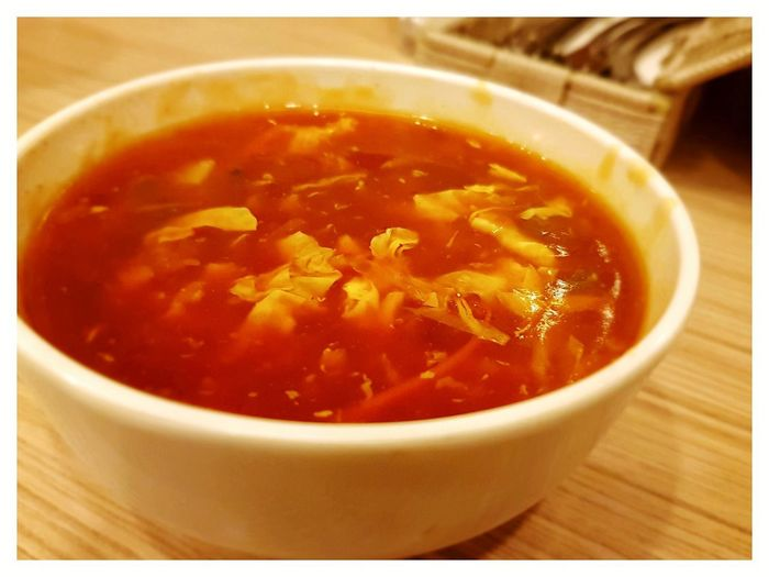 Hot and Sour Soup Soup Bowl Healthy Eating Yummy Healthy Eating