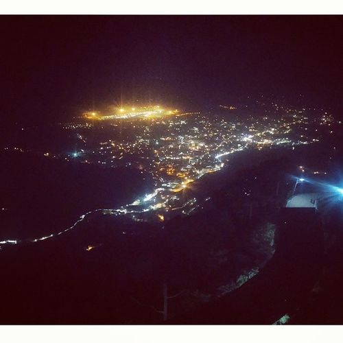 City at night Katra Vaishnodevi