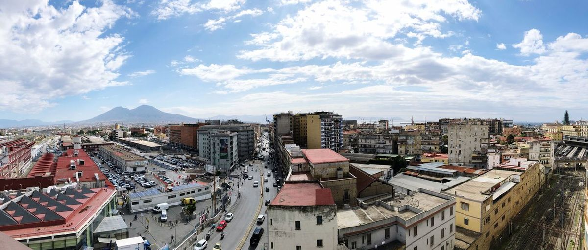 Naples Vulcano