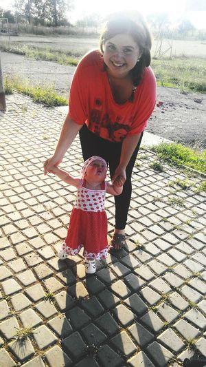 Walking Around Niece 💕 Amazing Day Enjoying Life Lovehersomuch