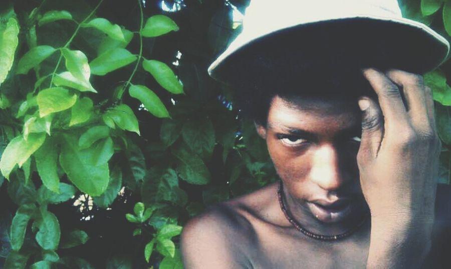 I LIKE YOU Self Portrait Nature