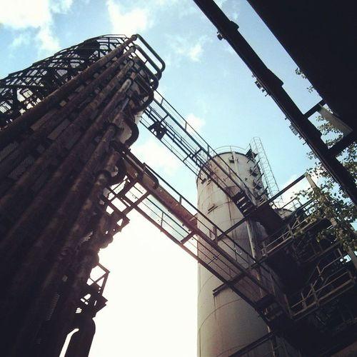 Coking Industry Dortmund Kokerei_Hansa