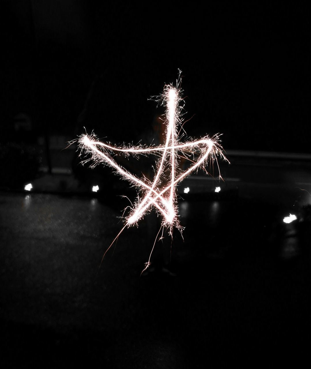night, long exposure, firework - man made object, celebration, illuminated, firework display, exploding, glowing, event, sparkler, arts culture and entertainment, motion, no people, firework, outdoors, close-up, sky