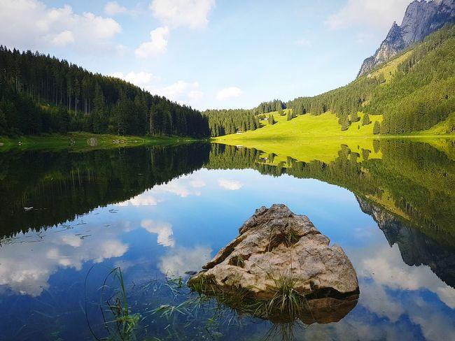 EyeEm Best Shots EyeEm Nature Lover Eye4photography  Showcase August EyeEm Landscape Swiss Swiss Alps St Gallen Voralpsee Colour Of Life