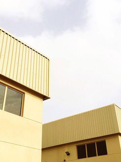 Minimalist Architecture // Industrial Area // Architecture Building Exterior Minimalism Minimal Dubai