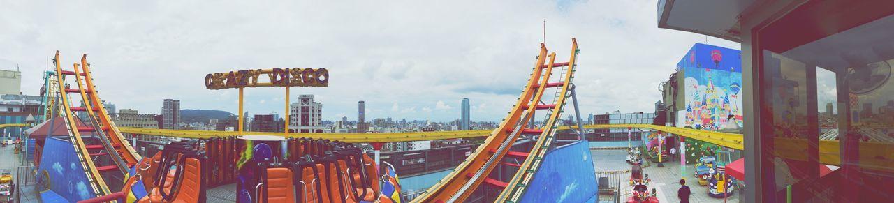 amusement park Taiwan Kaohsiung Enjoying Life Taiwan Photographer Taking Photos Amusementpark