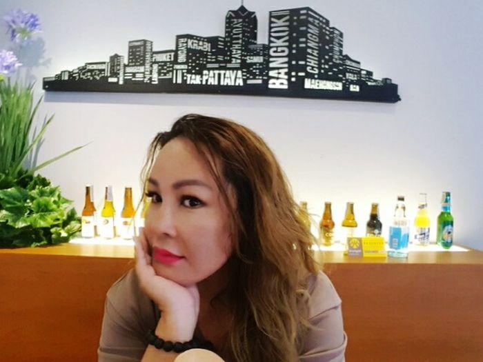 So far? Not Good 😁 Focus On Foreground Lifestyles Leisure Activity Lizara ❤️ Travel Destinations Asiatique The Riverfront Bangkok Thailand.