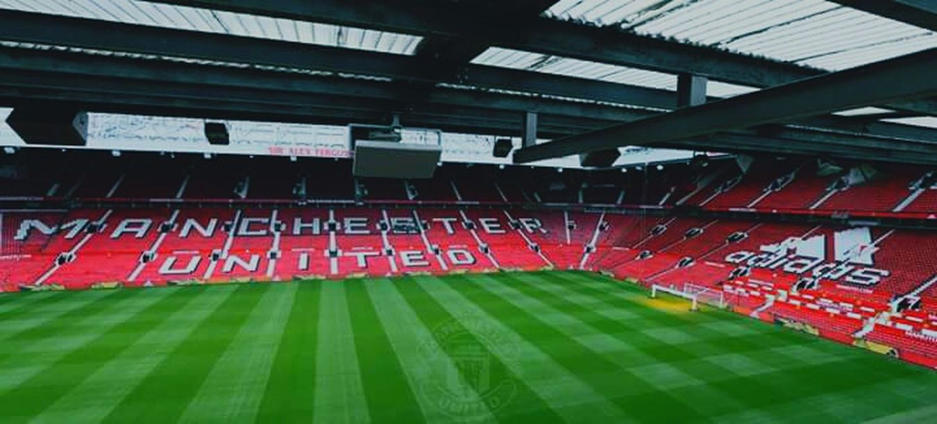 Old Trafford Manchester United Unconditional Love Football Stadium Mufc Adidas
