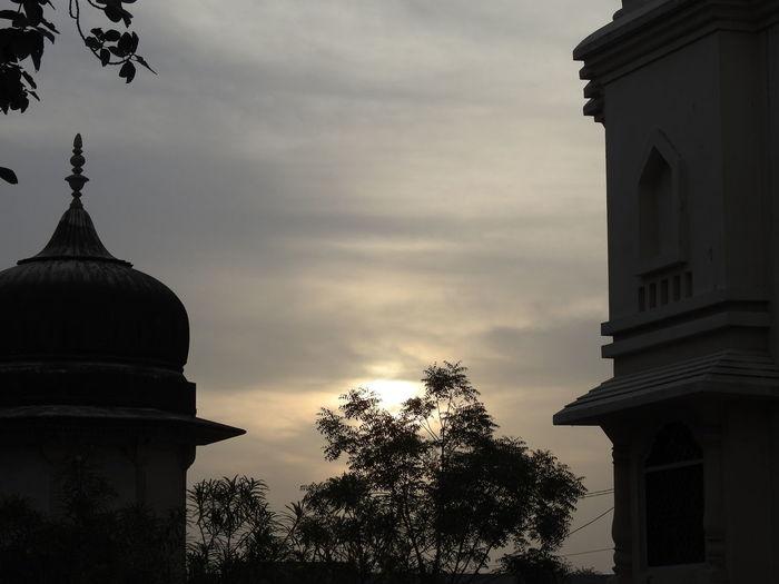 Hello World Mandawa Rajasthan Beauty Temple Architecture Sunset Rajasthantourism Heritagebuilding India