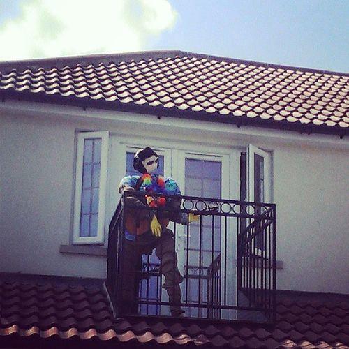 Menston Scarecrow TheKing