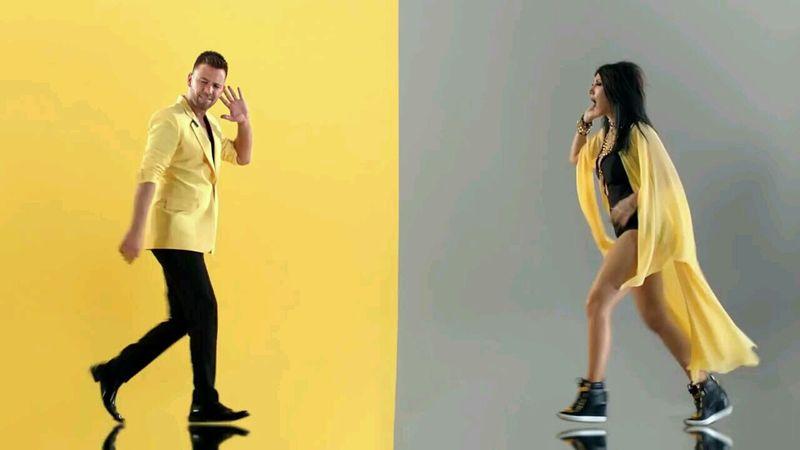 Handeyener Berksan Duet Perfect Klip Single Pop Song