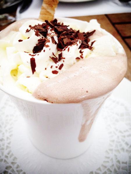 Hot Chocolate Chocolate Hot Drinks Food Germany German