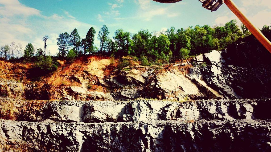 Mining At Work