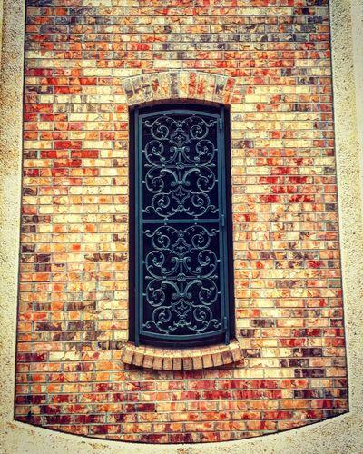 Wrought Iron Wrought Iron Design Wrought Iron Art Window Brick