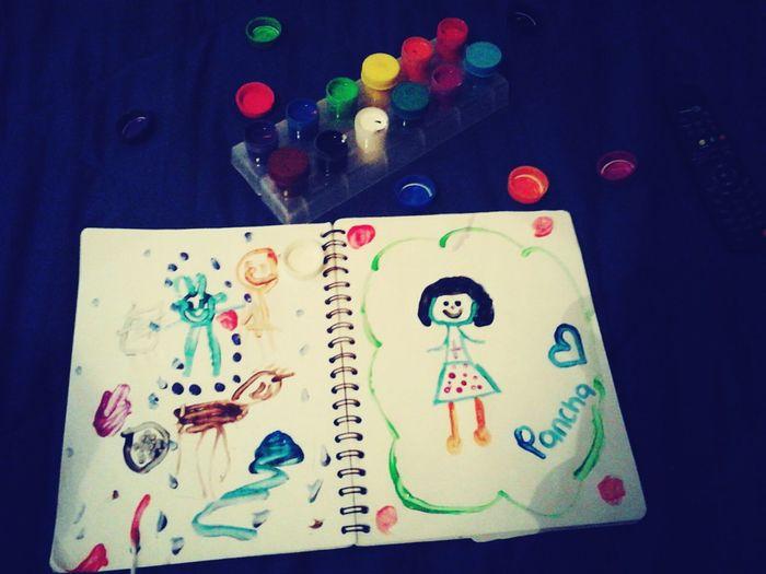Pintutas Dibujos Pinceles Competenciaconmihermano:)