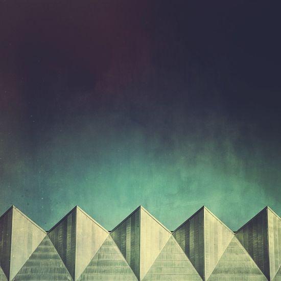 Mextures Minimalism Urban Geometry Architecture