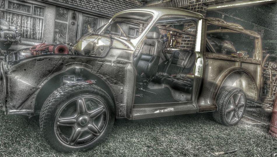 Morris Minor 1000 The Rebuild Enjoying Life Classic Car