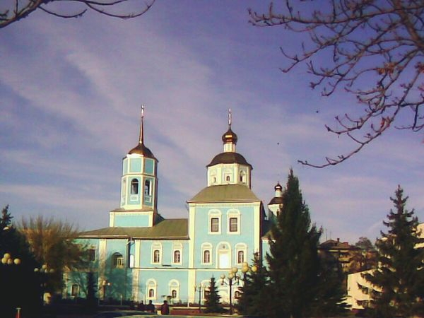 Belgorod Russia Church