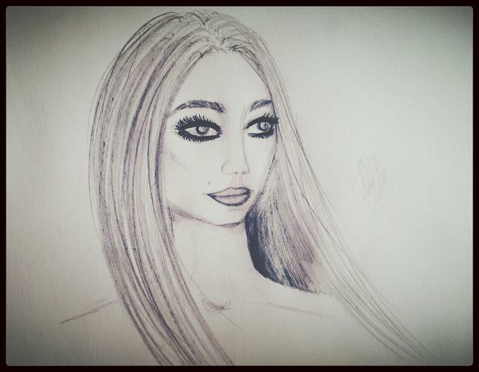 Art Artist Mila Kunis Love