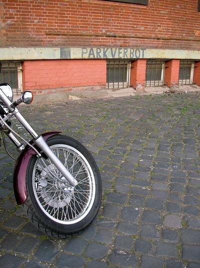 Bike Chopper Chopper Bike Day Intruder  Motorcycle No People Outdoors Riding Bike Speichenrad Tire Vorderrad Wheel
