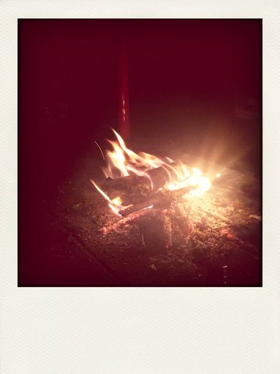 Bongs and bonfires