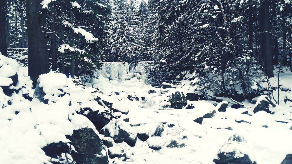 Memories... #helloworld Snow Water Nature Cold Temperature Winter Snow
