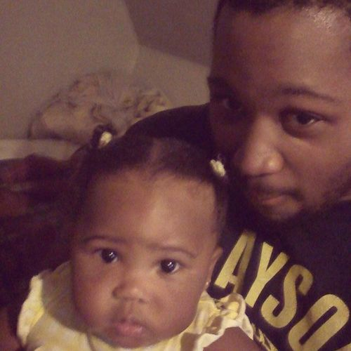 Me and my niecy. I still don't think she looks like me LittleSweetPotato