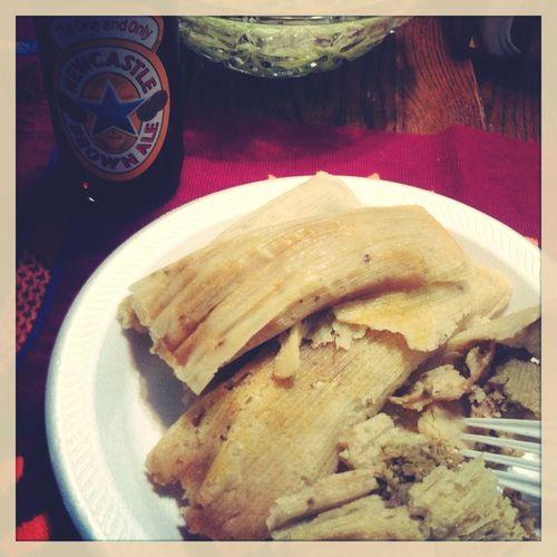 Dank tamales