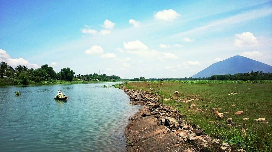 1 góc núi Bà, Tây Ninh ( Ba Den mountain) Mountains Picnic Canal Bone  OpenEdit Eyemphotography Popular Photos Beautiful View Countryside