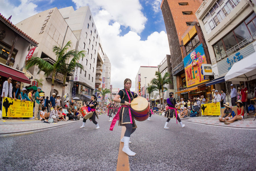 Sony A6000 Enjoying Life Street Photography Okinawa Street Downtown Girls Okinawa Love Naha Kokusai Street Kokusai-street Woman A6000 Sony Downtown