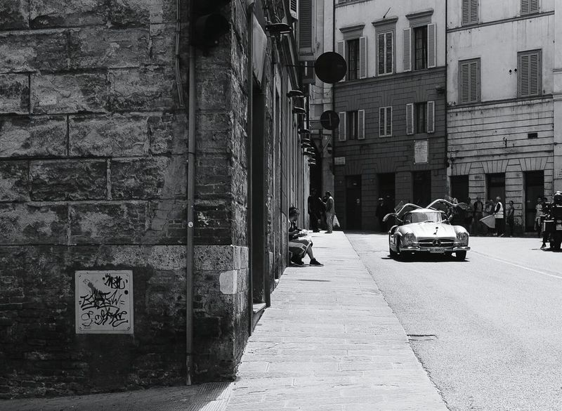 300SL Gullwing 300sl Gullwing Millemiglia Millemiglia2016 in Siena