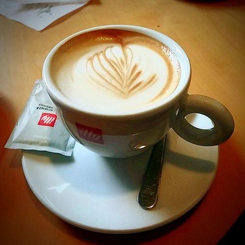 Coffee Time Breakfast Italian Coffee Italy Enjoying Life Enjoy Life Relaxing No Idea Goodmorning World  Hi World