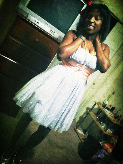 Got My Prom Dress Early :)